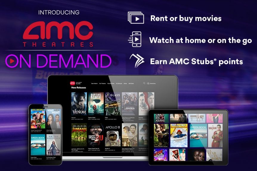 What AMC Theatres On Demand means for the movie industry